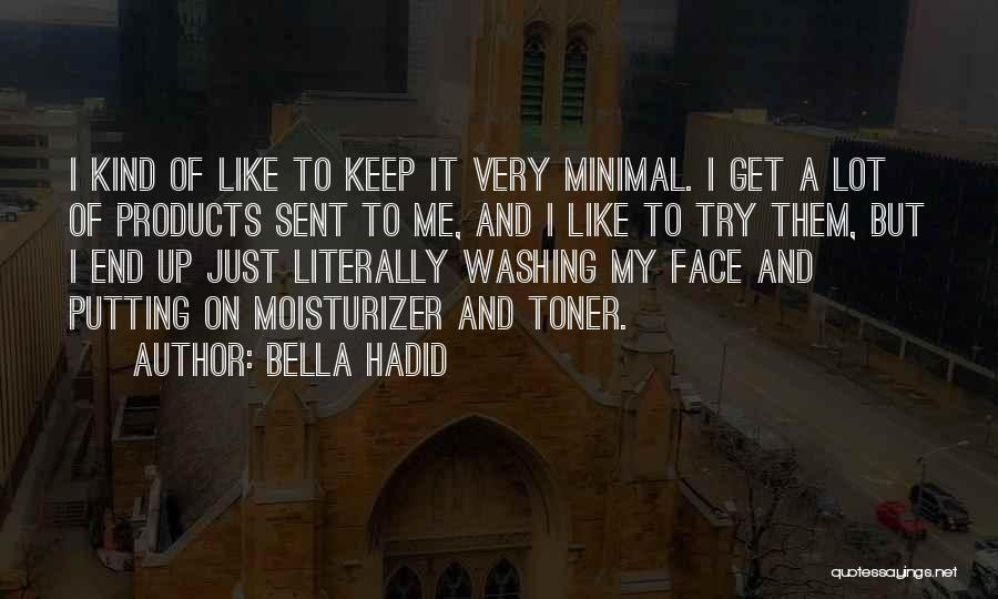 Bella Hadid Quotes 1180935