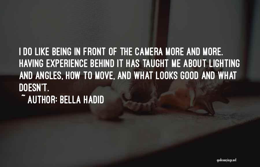 Bella Hadid Quotes 1450215