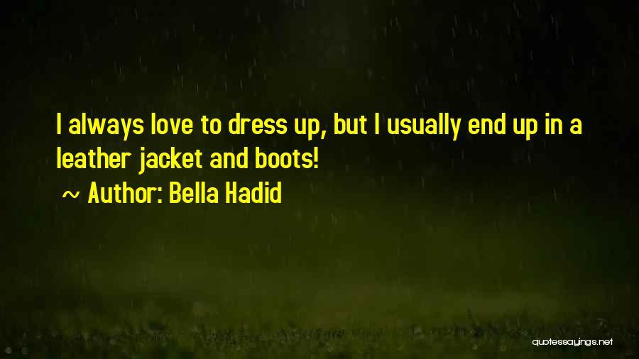 Bella Hadid Quotes 2244116
