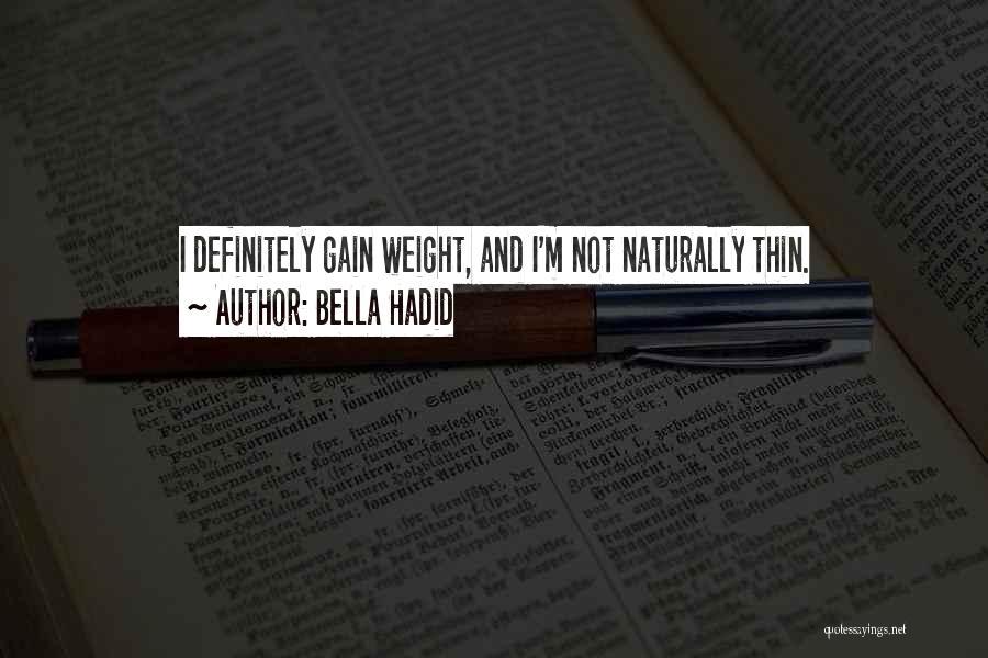 Bella Hadid Quotes 86387