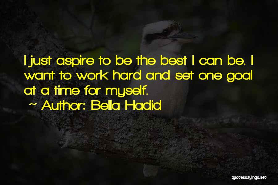 Bella Hadid Quotes 920348