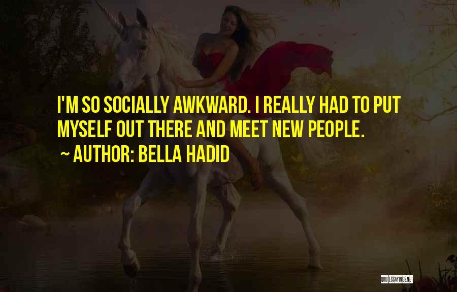 Bella Hadid Quotes 960500