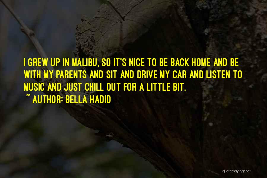 Bella Hadid Quotes 972124