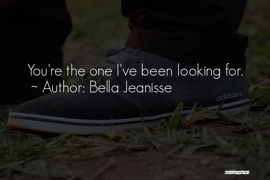 Bella Jeanisse Quotes 90254