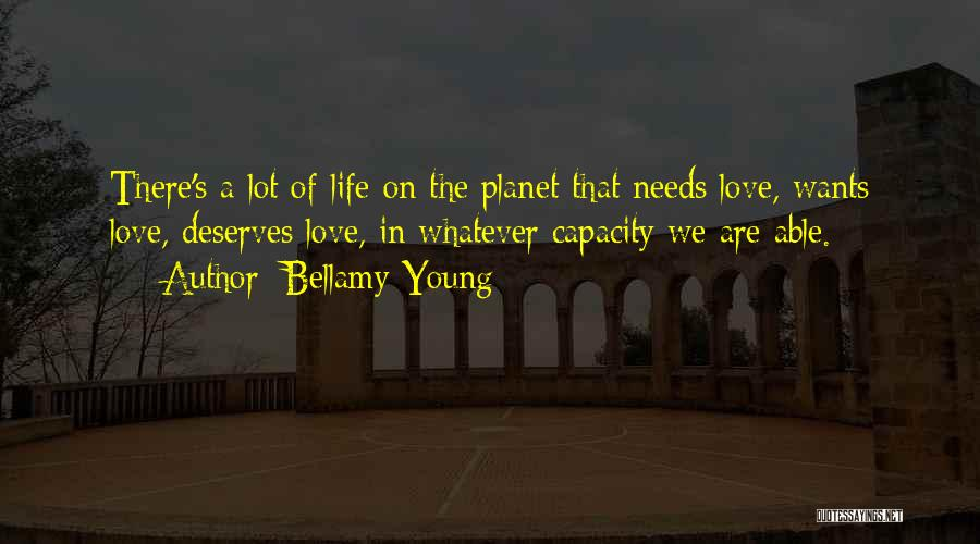 Bellamy Young Quotes 1761875