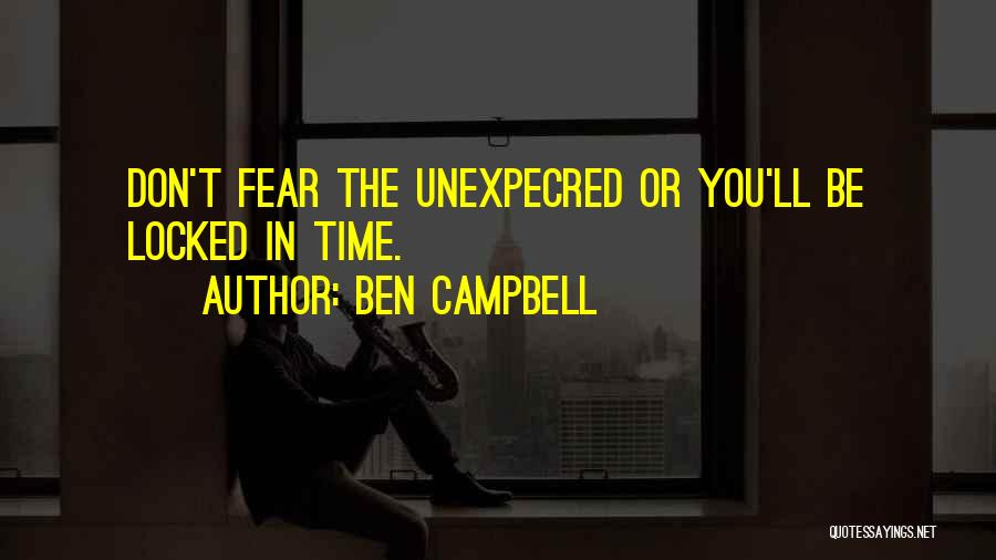 Ben Campbell Quotes 2051875