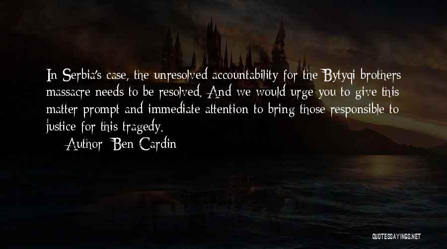 Ben Cardin Quotes 2221663