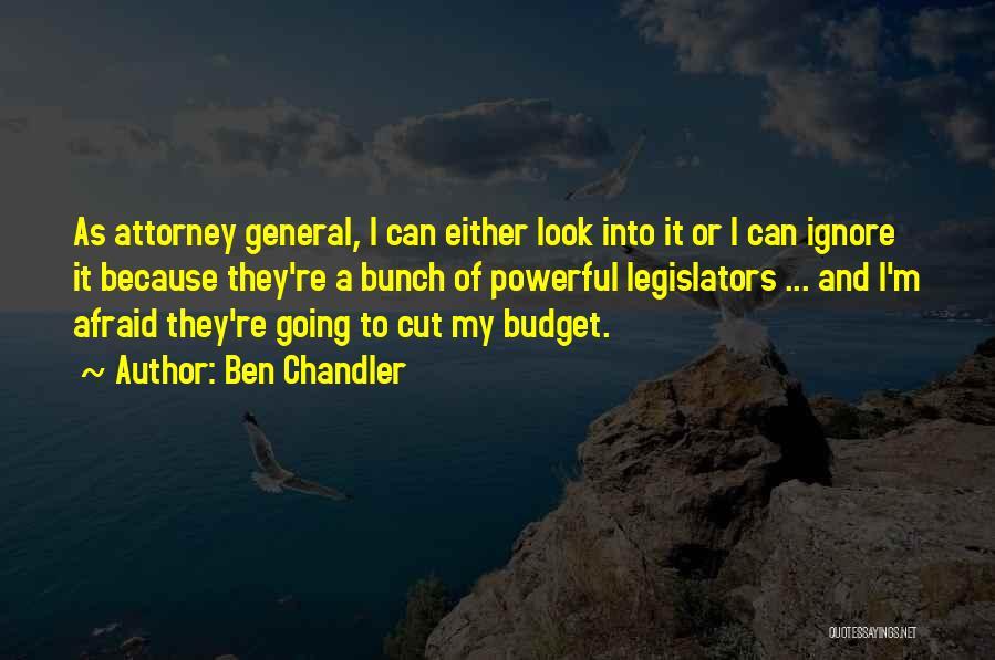Ben Chandler Quotes 216931