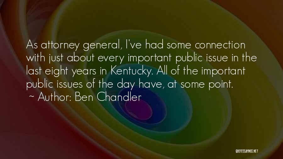 Ben Chandler Quotes 2180878