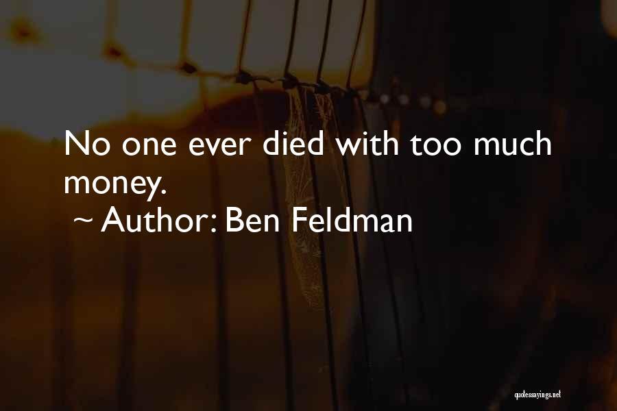 Ben Feldman Quotes 640012