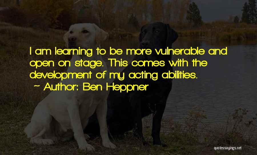 Ben Heppner Quotes 2124531