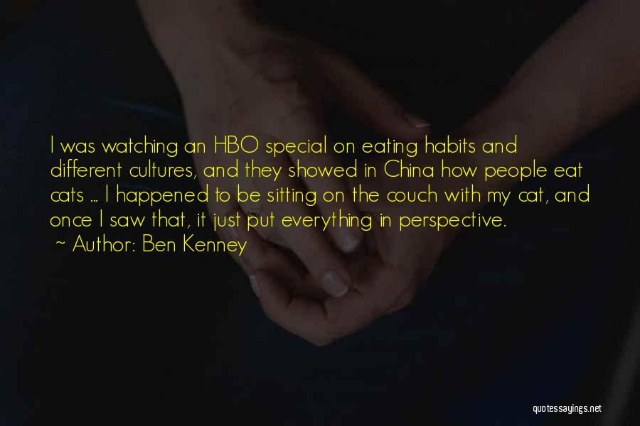 Ben Kenney Quotes 644327