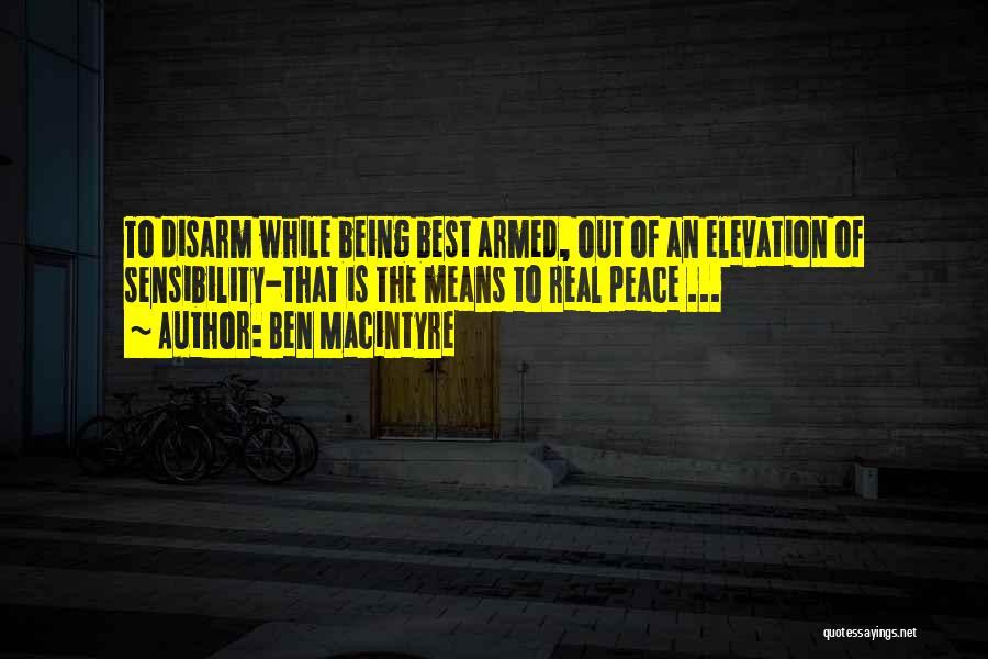 Ben Macintyre Quotes 1263106