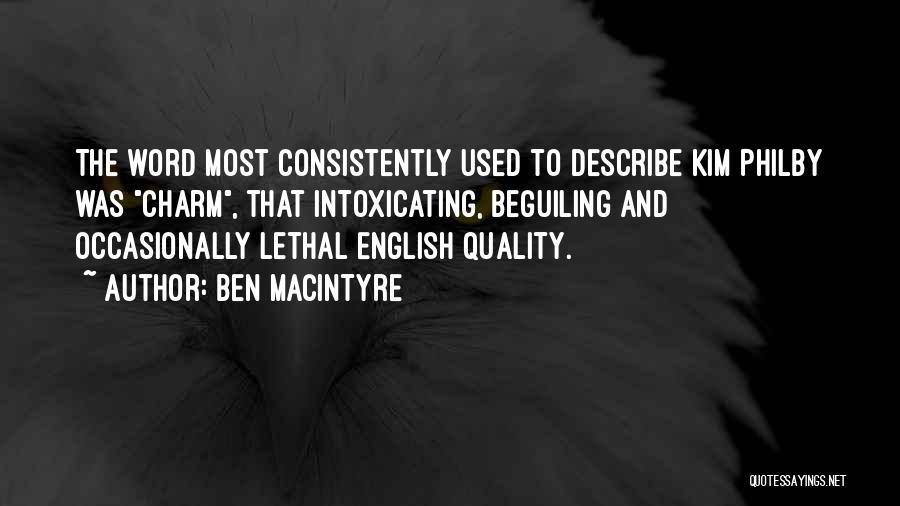 Ben Macintyre Quotes 1458125