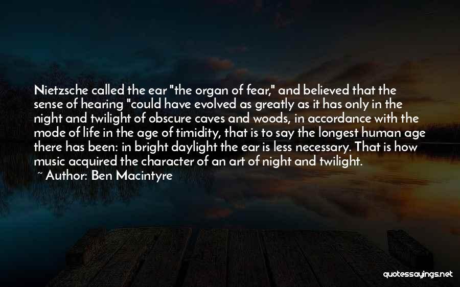 Ben Macintyre Quotes 2065271