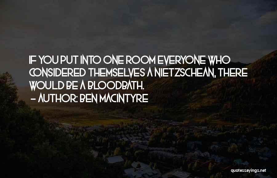Ben Macintyre Quotes 893893