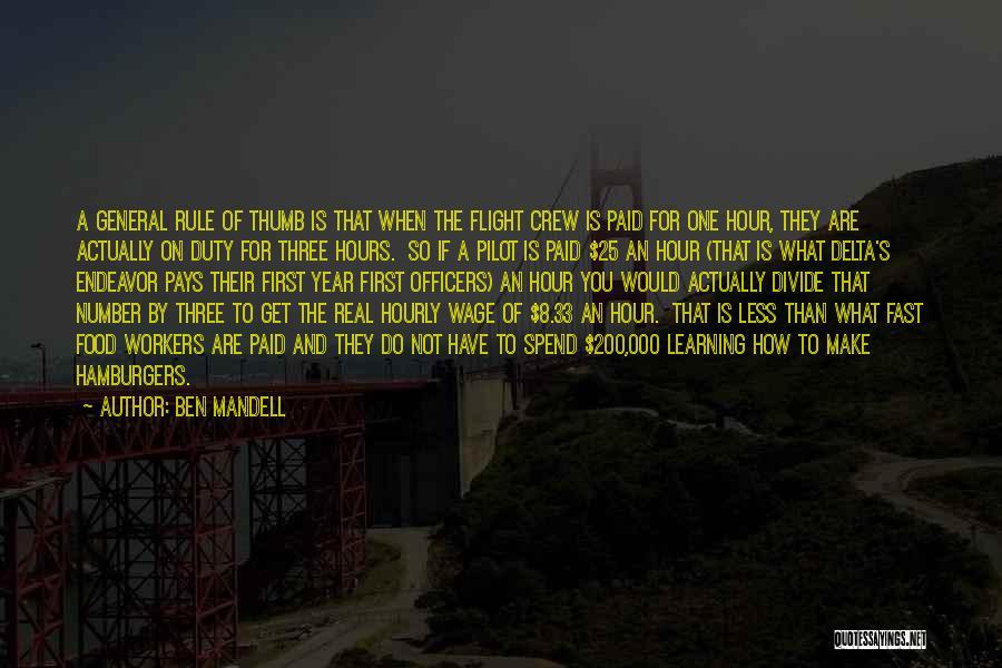 Ben Mandell Quotes 849906