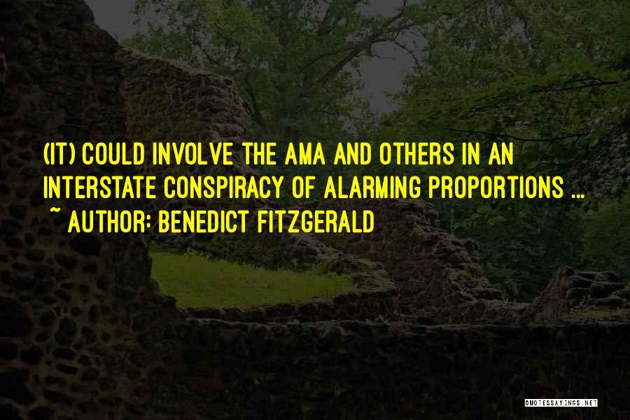 Benedict Fitzgerald Quotes 770674