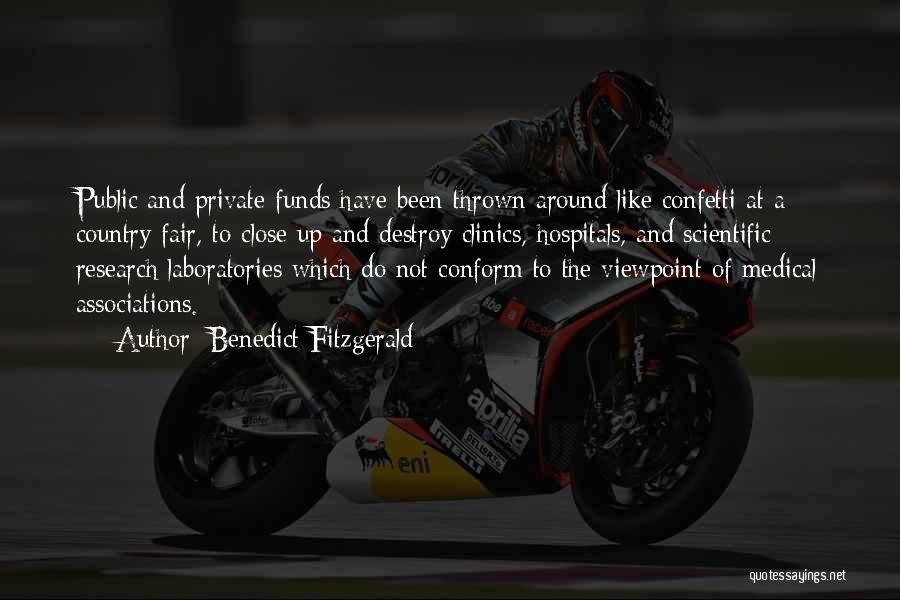 Benedict Fitzgerald Quotes 924395