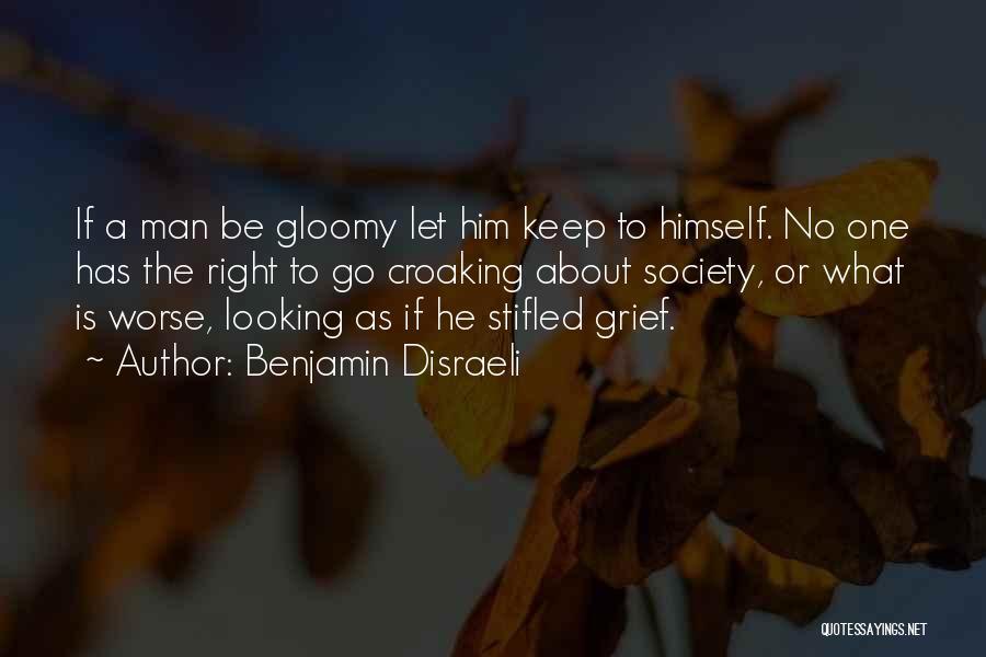 Benjamin Disraeli Quotes 1072486