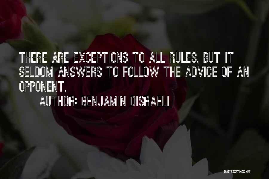 Benjamin Disraeli Quotes 1089946