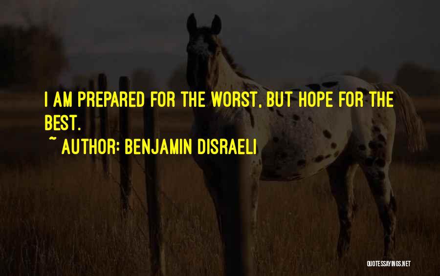 Benjamin Disraeli Quotes 1130647