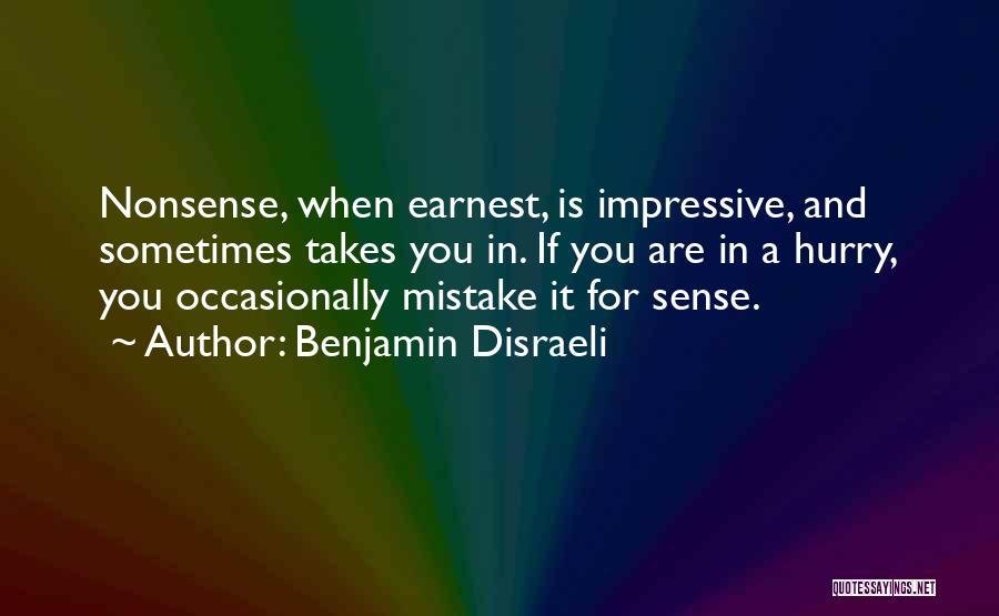 Benjamin Disraeli Quotes 1148138