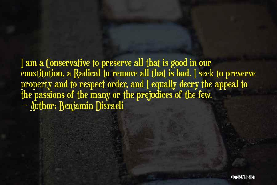 Benjamin Disraeli Quotes 1154591