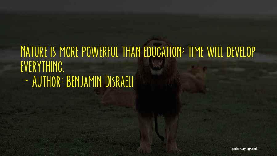Benjamin Disraeli Quotes 1159505