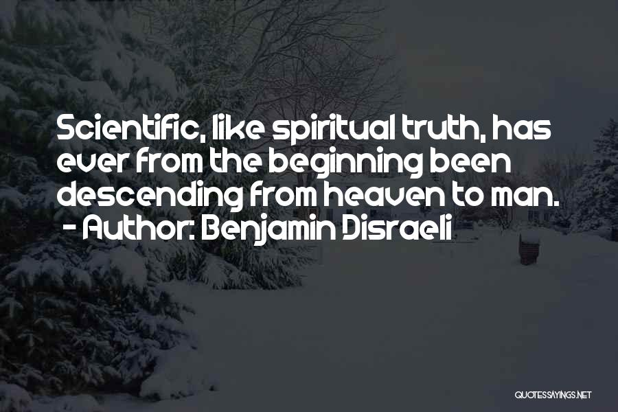 Benjamin Disraeli Quotes 1220410