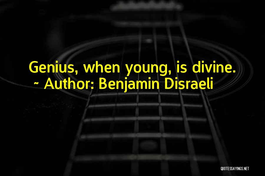 Benjamin Disraeli Quotes 1243457