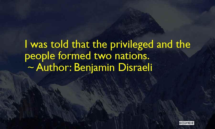 Benjamin Disraeli Quotes 1331073