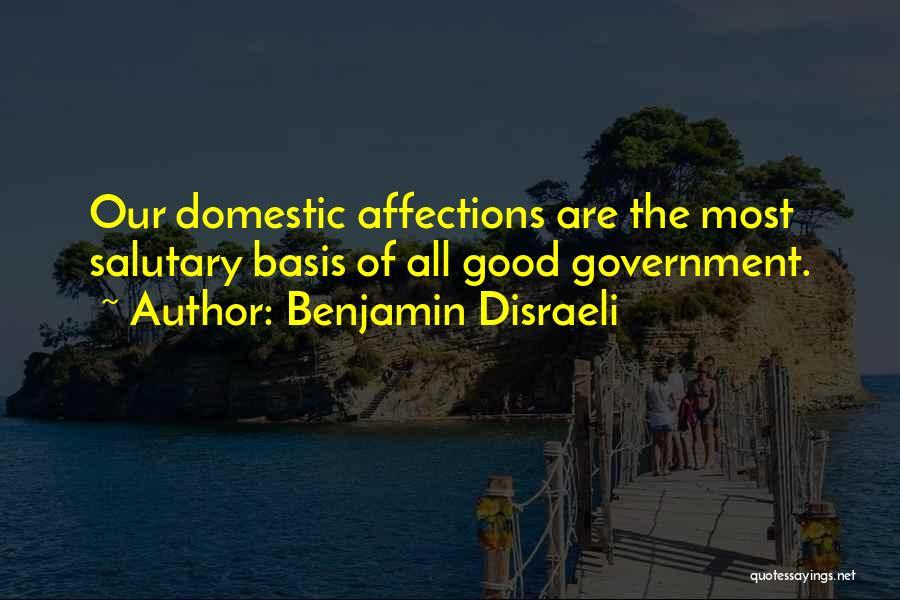 Benjamin Disraeli Quotes 1448809