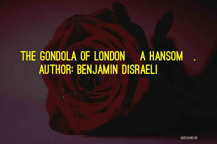 Benjamin Disraeli Quotes 1461507
