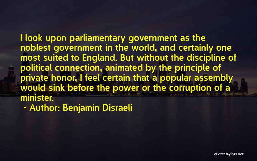 Benjamin Disraeli Quotes 1469345