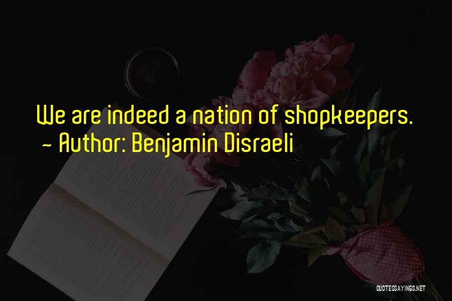 Benjamin Disraeli Quotes 1561683