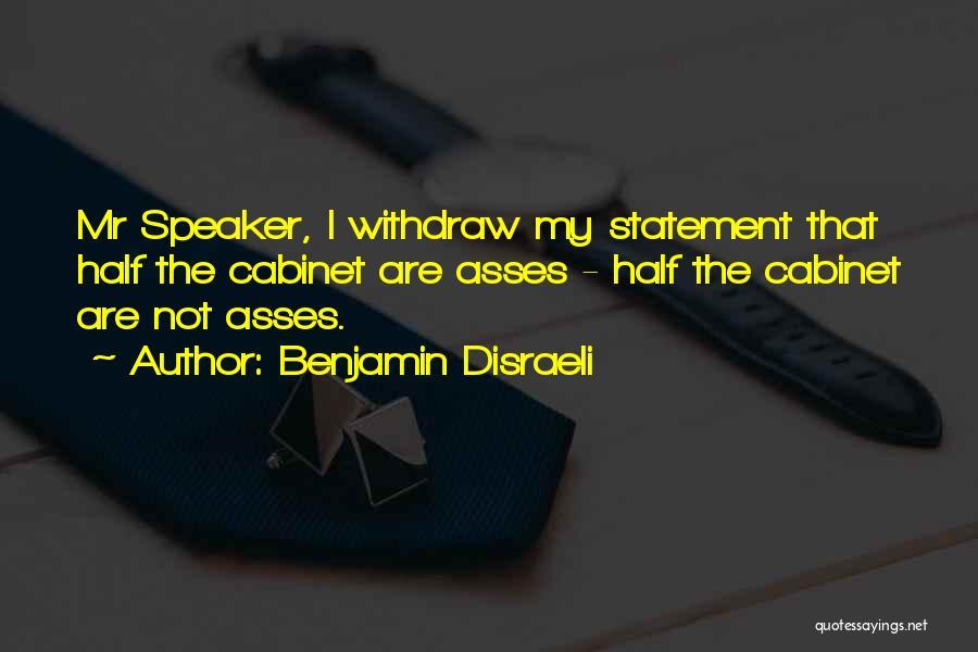 Benjamin Disraeli Quotes 162477
