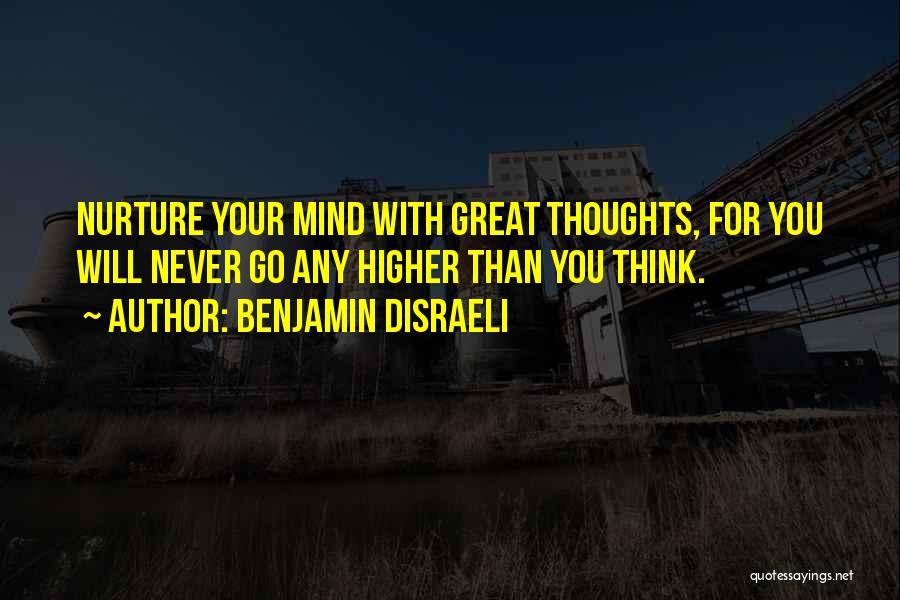Benjamin Disraeli Quotes 1660019