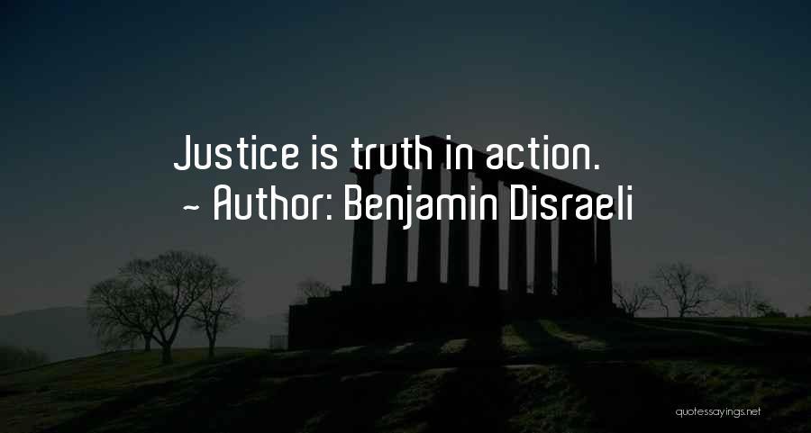 Benjamin Disraeli Quotes 1671764