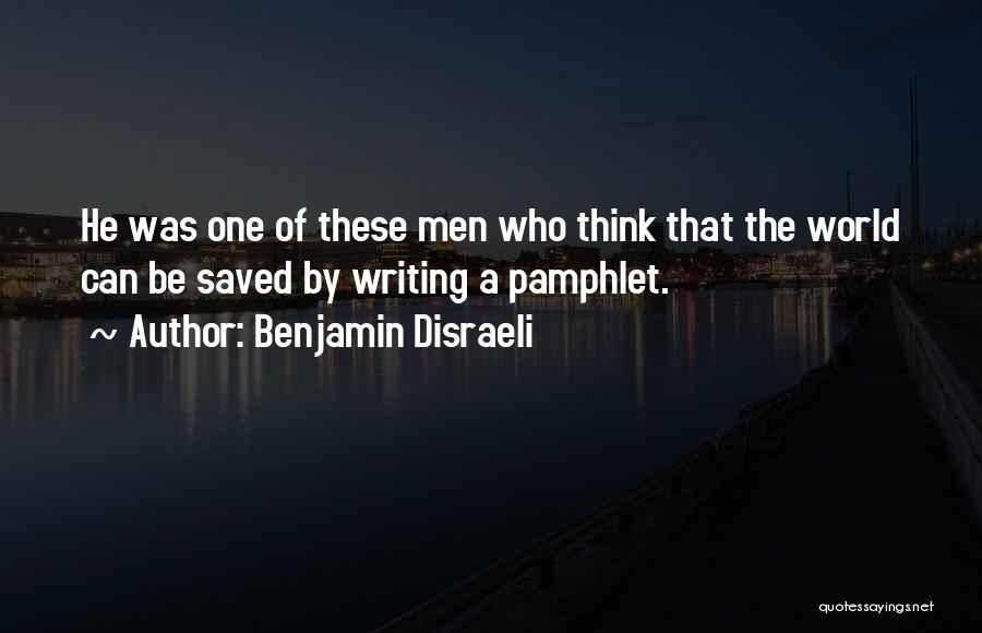 Benjamin Disraeli Quotes 1731948
