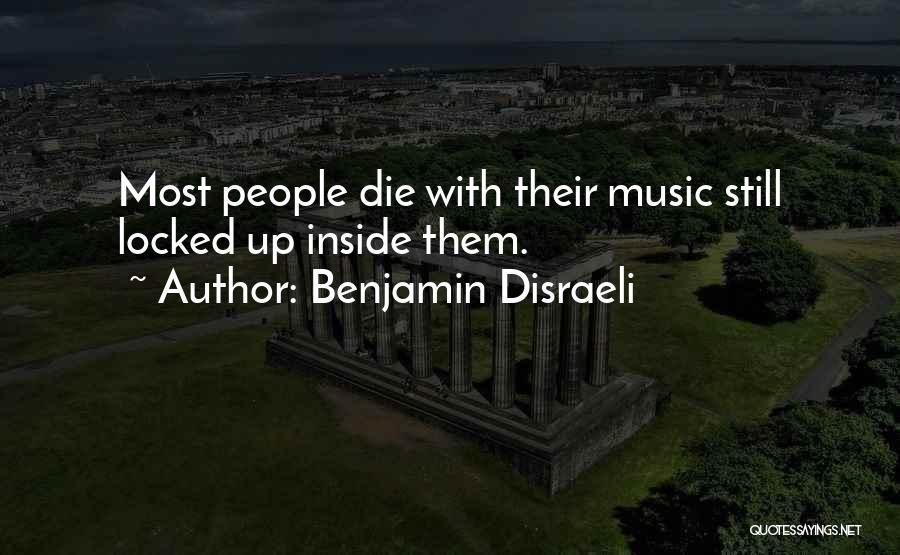 Benjamin Disraeli Quotes 1751982