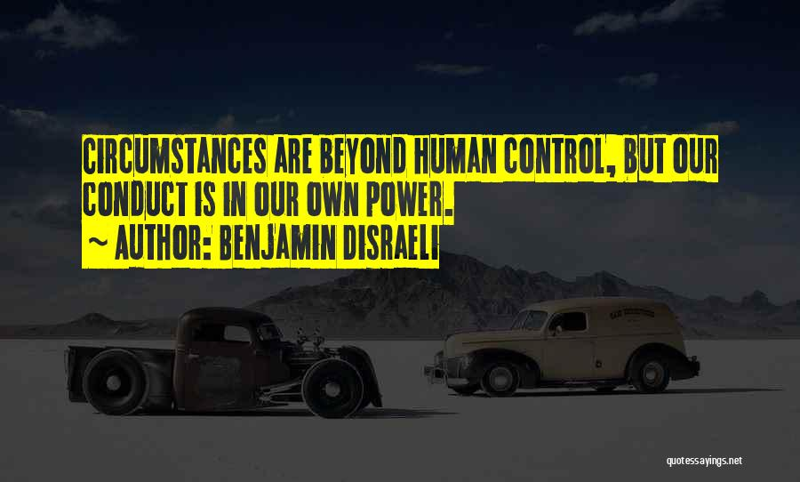 Benjamin Disraeli Quotes 178829