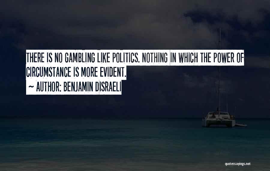 Benjamin Disraeli Quotes 1839154