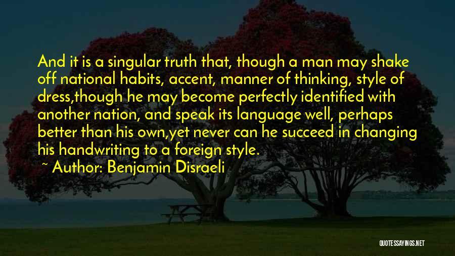 Benjamin Disraeli Quotes 1840245