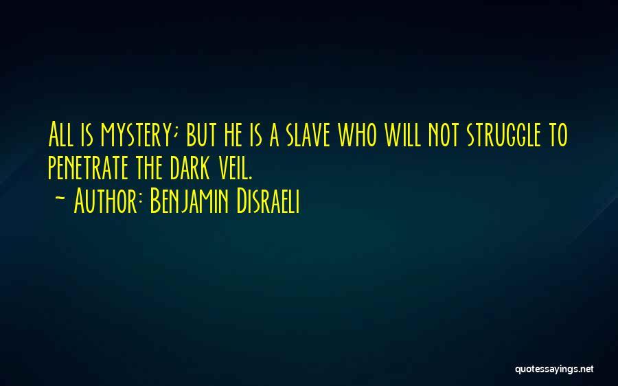 Benjamin Disraeli Quotes 1844253
