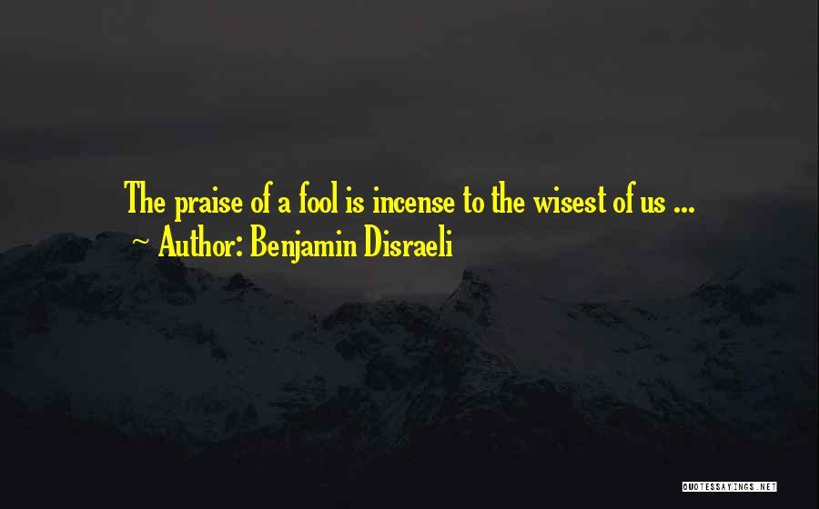 Benjamin Disraeli Quotes 1865421