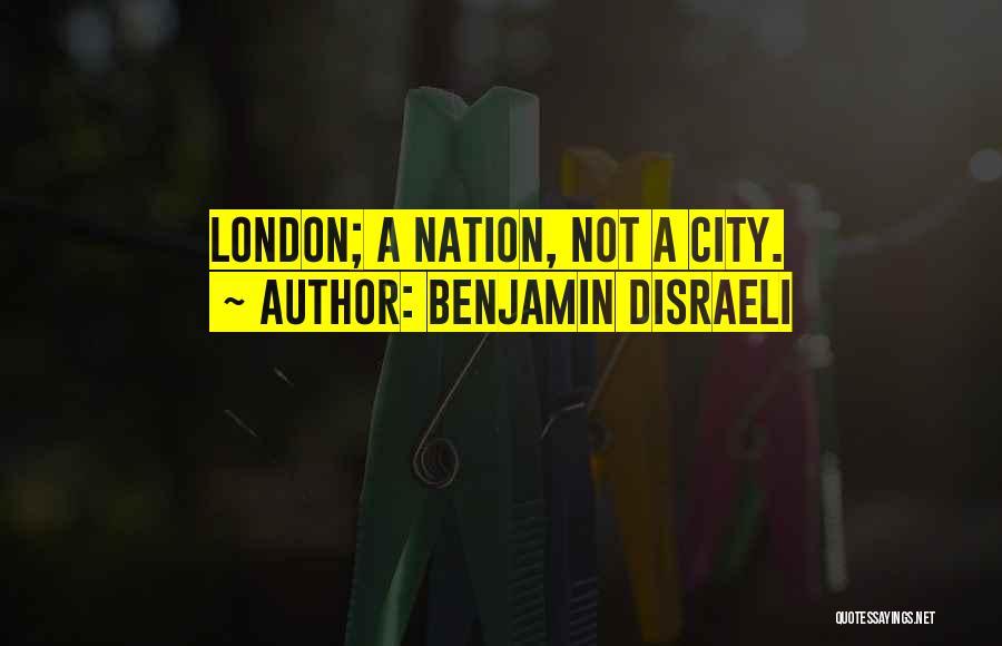 Benjamin Disraeli Quotes 1993479
