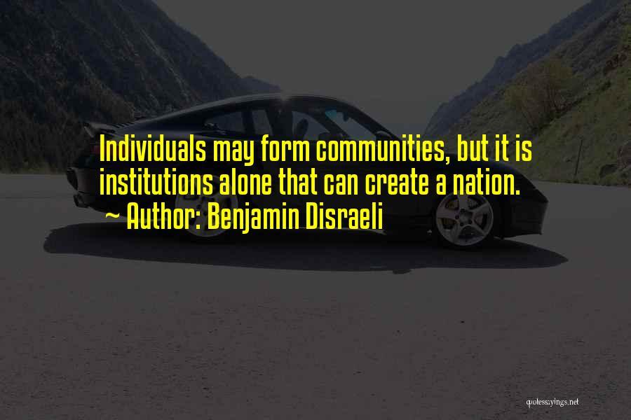 Benjamin Disraeli Quotes 266663