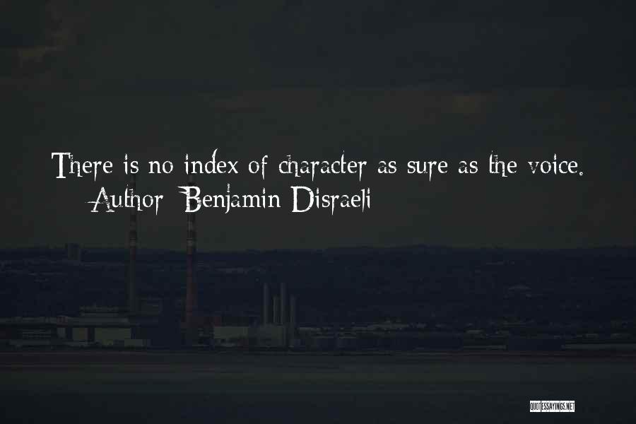 Benjamin Disraeli Quotes 293064