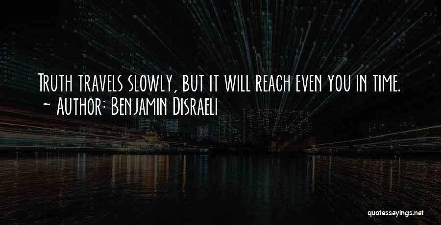 Benjamin Disraeli Quotes 372946